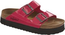 Arizona Platform: Pink Patent: Narrow