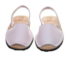 Avarca Kids Sandals Soda Pink Leather