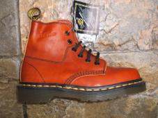 Boot 6 Eyelet 8175 Rust Patent