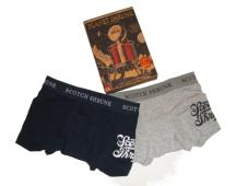 Boxer Shorts 2 Pack 90500F