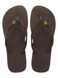 Brasil Cafe Dark Brown havaianas