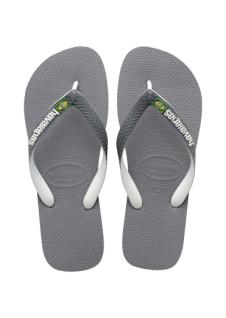 Brasil Mix Steel grey/White