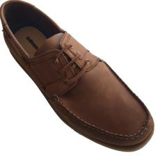 Brett Deck Shoe Chestnut