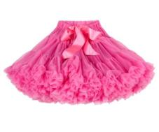 Bright Pink Soda Peti Skirt 1-3 years
