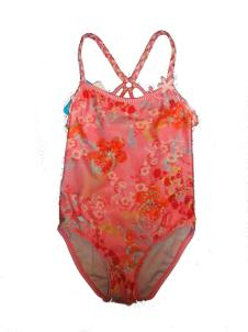 Cakewalk One Piece Swimsuit Pink
