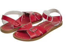 Childs Classic Sandal Red