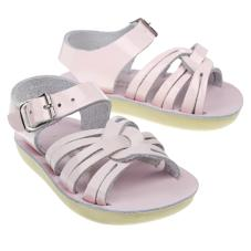 Childs Strapwee Sandal Shiny Pink
