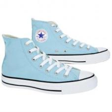 Chuck Taylor All Star Hi Pale Blue
