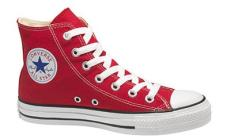 Chuck Taylor All StarCore Hi Red
