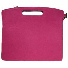 Computer Bag Pierced Handle 13/iPad Cerise UC008006