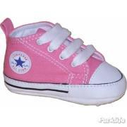 Crib Chuck Taylor First Star Hi pink