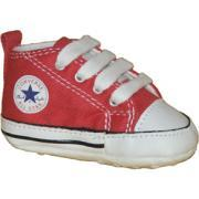 Crib Chuck Taylor First Star Hi Red