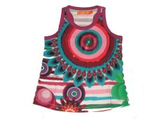 Desigual Girls Top Aptenia White