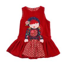 Dolly Dress Red