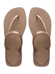 Flash Urban Rose Gold Backstrap Havaianas