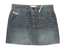 Ghenza Skirt Denim