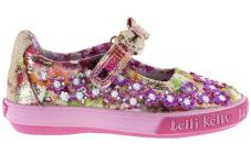 Girls Canvas Jess Multi Fantasy BX02