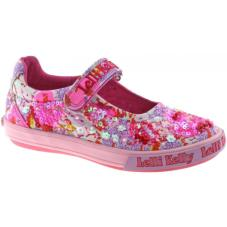 Girls Canvas Lilac Fantasy BM02
