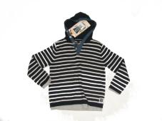 Hooded Knit Top Navy 60500