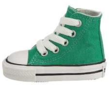Infant Chuck Taylor All Star Special Hi Emerald Green 715457