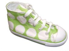 Infant Chuck Taylor All Star Special Hi Mint/White 7U740