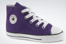 Infant Chuck Taylor Spec Hi Royal Purple