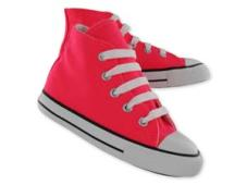 Infant Chuck Taylor Special Hi Neon Pink/White