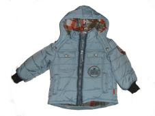 Jacket Grey Blue 11101221