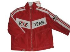 Jacket Zip Through Red RS Team RE548354