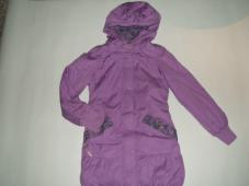 Jastin Jacket Purple