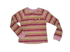 Jumper Light Green Stripe 5300123