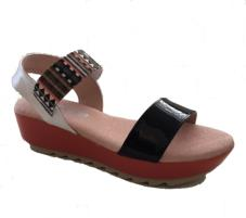 Kennedy Aztec Wedge Sandal