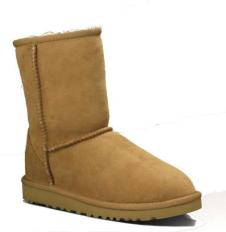 Kids Classic Short UGG Boot Chestnut