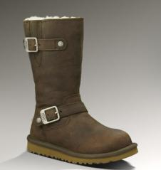 Kids Kensington UGG Boot:Toast
