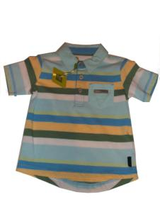 Kraay polo Light blue