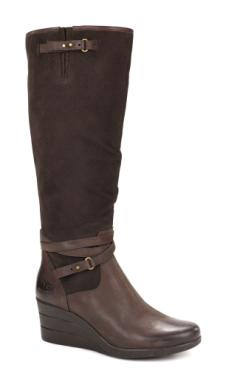 Lesley Tall Waterproof Boot UGG:Stout