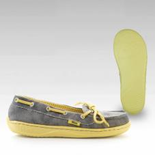 Moka Grey/Yellow Canvas