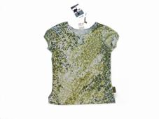 Nonja T-Shirt Green Bright Chartreuse