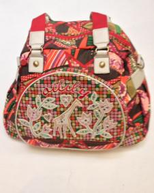 OES0180-2002 DIaper Bag Red