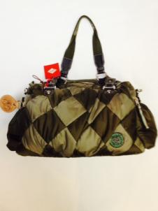 OES9161-7701 Diaper Bag Green