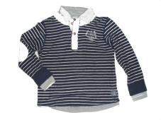 Polo Purple Stripe 50509