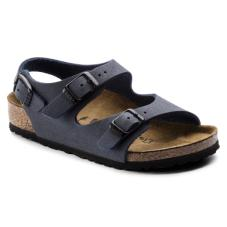 Roma Kids BF Navy Nubuk: Narrow