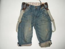 Short Denim & Braces 87514-48
