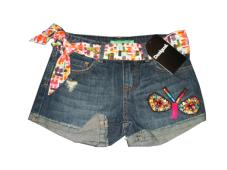 Shorts Denim Salta 21D3053