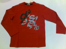 Tasfomik T-Shirt Red (Diesel 78)