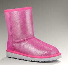 Toddler Classic Glitter UGG Boot