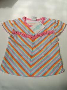 Top Chevron Stripe Cotton 12502372