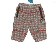 Trousers White Check 38926105