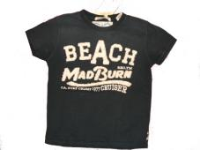 T-Shirt Beach Patch Peached 51509