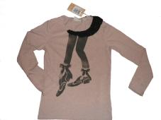 T-Shirt Dancing Shoes 50415